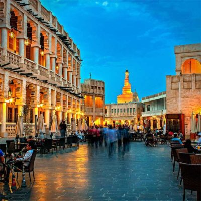 Souq Waqif With Lunch Or Dinner Tour