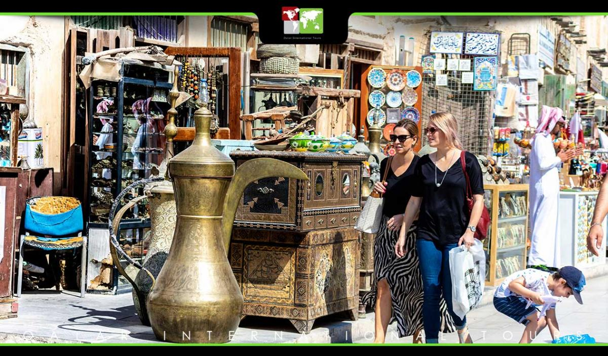 Qatar souq waqif with lunch or dinner tour - Qatar international tours